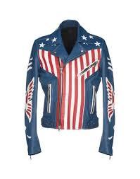 Кожаная <b>Куртка</b> Для Мужчин от Balmain - YOOX Россия