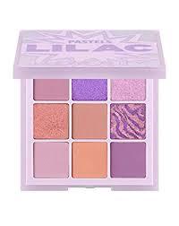 Huda Beauty Pastels Lilac Eyeshadow Palette : Beauty - Amazon.com