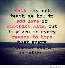 Math quotes with love via Relatably.com