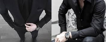 40 All <b>Black</b> Outfits For <b>Men</b> - Bold Fashionable Looks