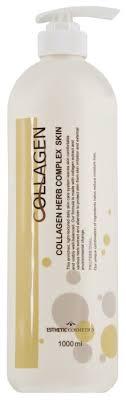 Esthetic House <b>Тоник Collagen</b> Herb Complex Skin — купить по ...