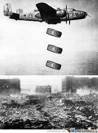 Re-Usable Bombs by recyclebin - Meme Center via Relatably.com