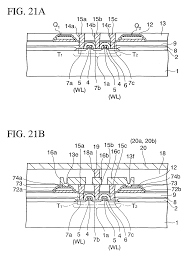 patente ep1722418a2 semiconductor memory device google patentes patent drawing