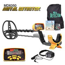 <b>Underground Metal Detector</b> Professional MD6350 Gold Digger ...