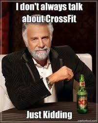 Crossfit Memes on Pinterest | Crossfit Humor, Funny Crossfit Memes ... via Relatably.com
