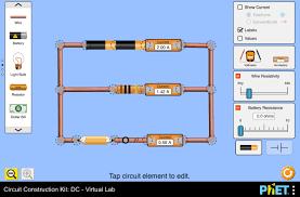 <b>Circuit</b> Construction Kit: DC - Virtual Lab