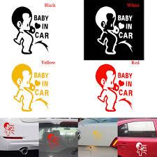 1 шт. забавные Стикеры для автомобиля JDM ребенок в <b>машине</b> ...
