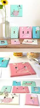 easy home decor idea: diy designer switchplates diy home decor ideas on a budget click for tutorial