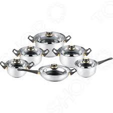 <b>Набор посуды</b> «Сияние». Количество предметов: <b>12</b> шт купить по ...