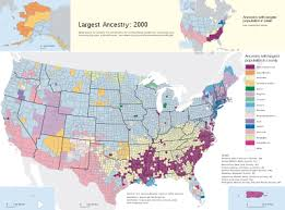 Национальный состав населения США. Расовый состав ...