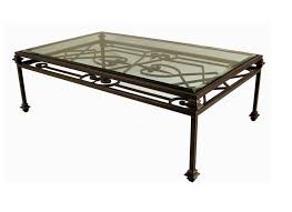 coffee tables design metal wrought iron coffee table with glass top black glasses remarkable classic black wrought iron table