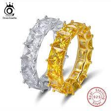 <b>Orsa Jewels</b> Men Women Wedding Band <b>925 Sterling</b> Silver Rings ...