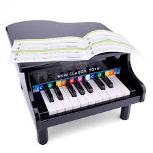 <b>New Classic</b> Toys Piano Art.10150 Black <b>Деревянная игрушка</b> ...