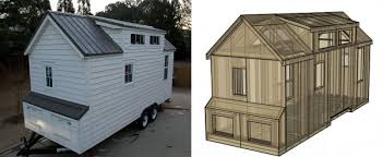 Dan    s Tiny House Project plans now available   Tiny House Design