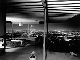 Julius Shulman Modernist Architecture Photography   Magazine Stahl Residence a k a  Case Study House     by Pierre Koenig  Los Angeles   California