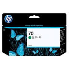 <b>HP 70 Green</b> Colour Ink Cartridge (130ml) with <b>Vivera</b> Ink - C9457A ...