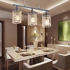 Modern Crystal Chandeliers For Dining Room Contemporary Dining Room Chandelier On Bestdecorco