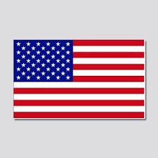 <b>American Flag Car</b> Accessories - CafePress