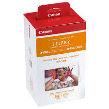 Набор для компактного принтера <b>Canon</b> Картридж + <b>фотобумага</b> ...