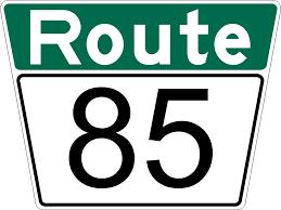 Winnipeg route 85