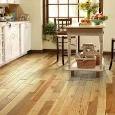 Hardwood Or Tile In Kitchen Engineered Or Solid Hardwood Flooring For The Kitchen