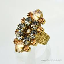 Кольцо Nikolas Frangos D1352 - Элитная бижутерия BE <b>AMAZING</b>