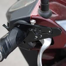 <b>1 Piece</b> Universal Motorcycle Throttle Lock Cruise Control Clamp ...