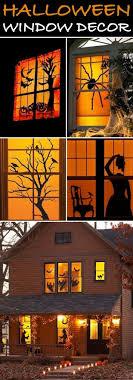 love halloween window decor: halloween window stencils  easy but awesome homemade halloween decorations window decor x