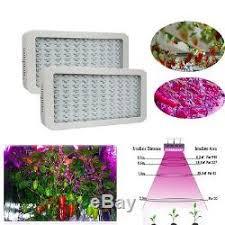 <b>Hydroponics</b> & Seed Starting Supplies 2 X <b>1000W LED Grow</b> Light ...