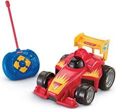 Fisher Price GVY94 <b>Remote Control</b> Car in Red, Motor Skills <b>Toy</b> ...