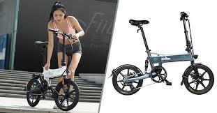 "<b>FIIDO D2</b>: Cheap <b>electric</b> car with 16 ""wheels and 30 km range"