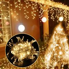 String Light <b>100 LED</b> 10M Christmas/Wedding/Party Decoration ...
