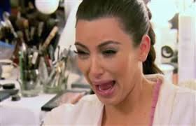 Kim Kardashian Crying - caption | Meme Generator via Relatably.com