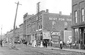newport s main street over 100 years ago community downtown newport 1910