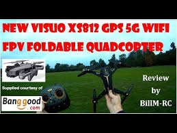 Discussion <b>VISUO XS812 GPS 5G</b> WiFi FPV w/ 2MP/5MP HD ...