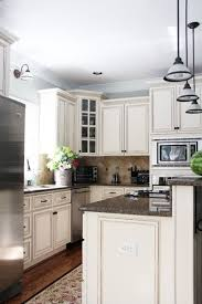 kitchen paint colors with cream cabinets:  ideas about cream colored cabinets on pinterest cream colored kitchens color kitchen cabinets and silver sage paint