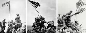 「硫黄島の星条旗」の画像検索結果