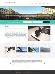sample widgetized front page full width sections in genesis widgetized genesis frontpage example