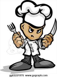 Image result for chef hat clip art