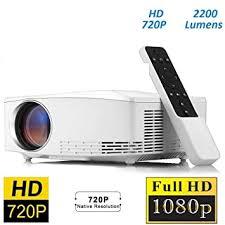 <b>Vivicine</b> C80 HD Projector <b>720P</b> HD Home Theater: Amazon.in ...