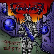 <b>Voivod</b> - <b>Target Earth</b> - Amazon.com Music