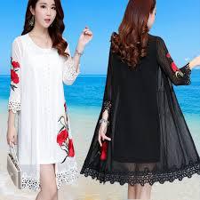 2019 <b>Zozowang</b> Woman Embroidered Outer Cardigan Jacket ...