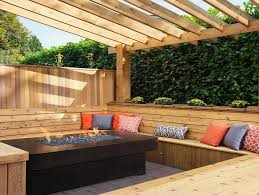 build a simple wrap around cedar bench with outdoor woodwork plans for exterior wood projects woodworking cedar bench plans