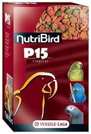 <b>Versele</b>-<b>Laga корм NutriBird P15</b> Tropical для крупных попугаев ...