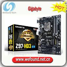 <b>100</b>% <b>Tested For</b> Gigabyte Ga-z97-hd3 Desktop Motherboard Fully ...
