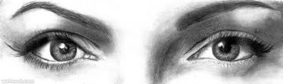 Image result for pair of eyes drawing