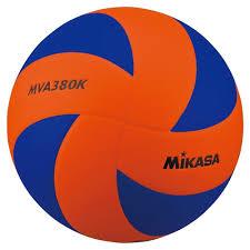<b>Мяч волейбольный Mikasa MVA380K</b> купить в Москве ...