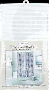<b>Шторы для ванной</b> – купить в сети магазинов Лента.
