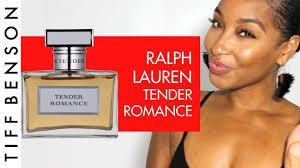 <b>Tender</b> Romance <b>Ralph Lauren</b> Perfume Review - YouTube