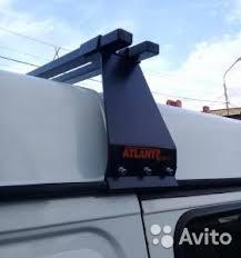 Багажник на крышу газ Газель <b>усиленный</b> на водосток купить в ...